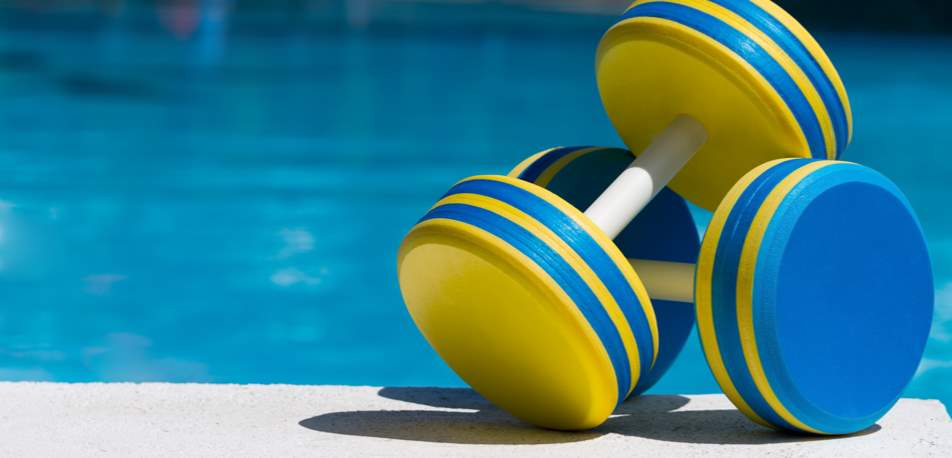 Water Aerobics Weights